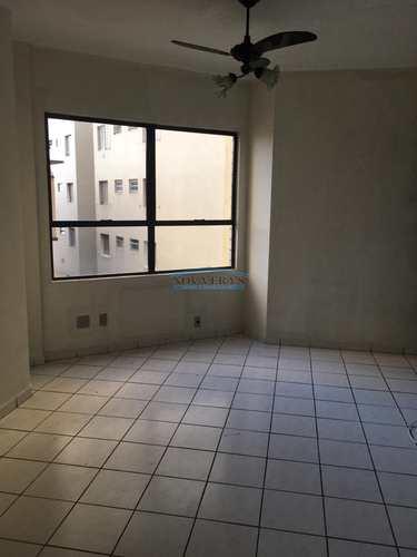 Apartamento, código 350 em São Vicente, bairro Centro