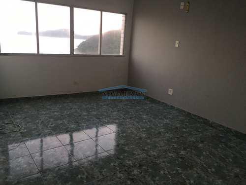 Apartamento, código 376 em São Vicente, bairro Ilha Porchat