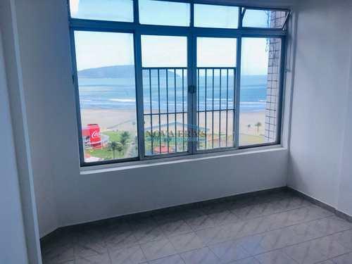 Apartamento, código 385 em São Vicente, bairro Itararé