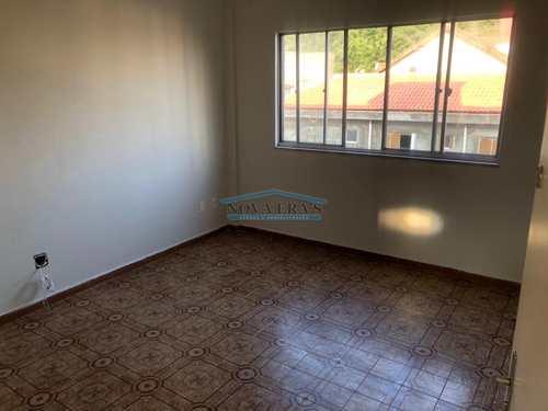Apartamento, código 395 em São Vicente, bairro Vila Valença