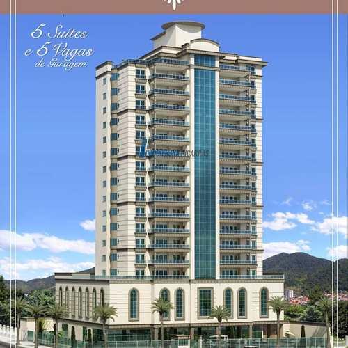 Apartamento, código 2 em Balneário Piçarras, bairro Centro