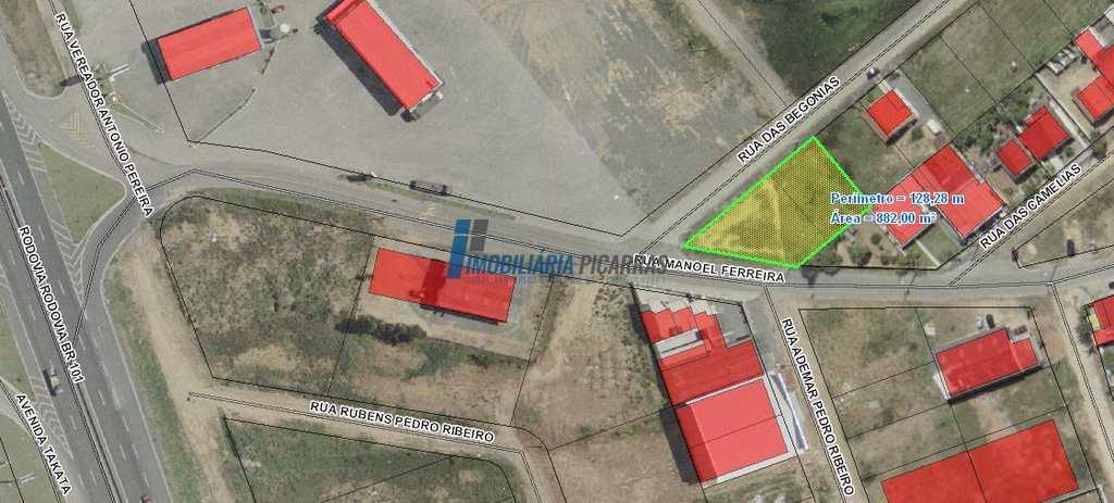 Terreno Industrial em Balneário Piçarras, no bairro Nossa Senhora da Paz