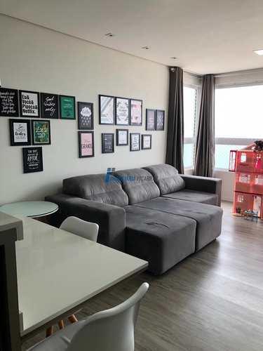 Apartamento, código 105 em Balneário Piçarras, bairro Itacolomi