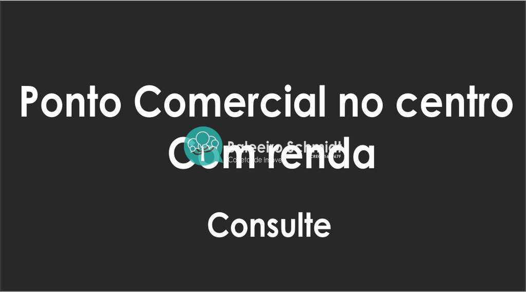 Conjunto Comercial em Santo Antônio do Pinhal, bairro Centro