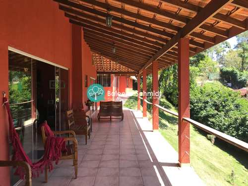 Casa de Condomínio, código 35 em Santo Antônio do Pinhal, bairro Condominio Portal da Mantiqueira