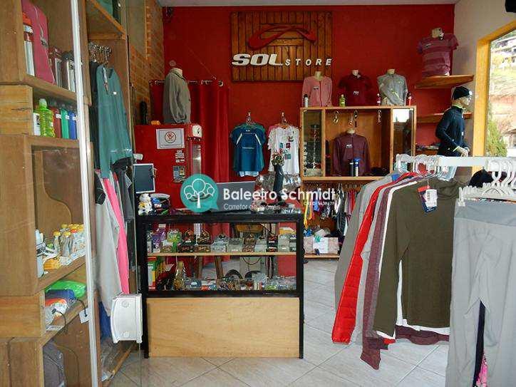 Loja em Santo Antônio do Pinhal, bairro Centro
