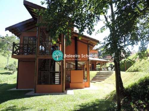 Casa de Condomínio, código 146 em Santo Antônio do Pinhal, bairro Condomínio Parque da Mantiqueira