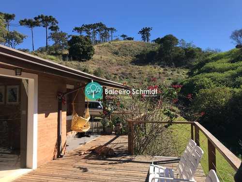 Casa, código 293 em Santo Antônio do Pinhal, bairro Aproxi 10 Km do Centro