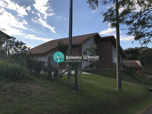 Casa de Condomínio, código 345 em Santo Antônio do Pinhal, bairro Condomínio Parque da Mantiqueira