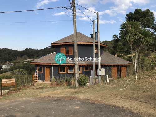 Casa de Condomínio, código 348 em Santo Antônio do Pinhal, bairro Condomínio Parque da Mantiqueira