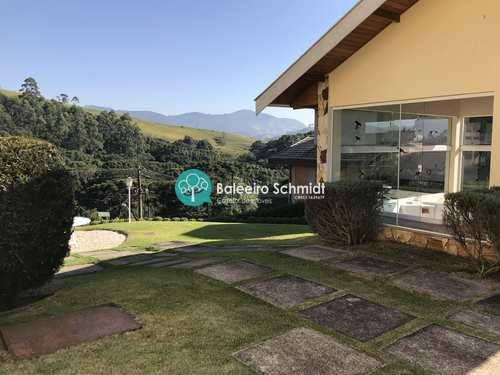 Casa de Condomínio, código 371 em Santo Antônio do Pinhal, bairro Condomínio Parque da Mantiqueira