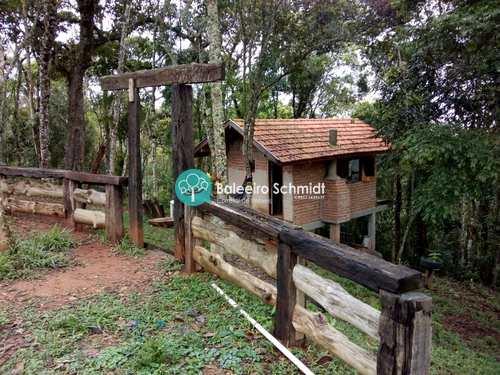 Chácara, código 395 em Santo Antônio do Pinhal, bairro Proximo Ao Centro