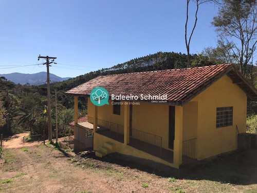 Casa, código 529 em Santo Antônio do Pinhal, bairro Pinhalzinho