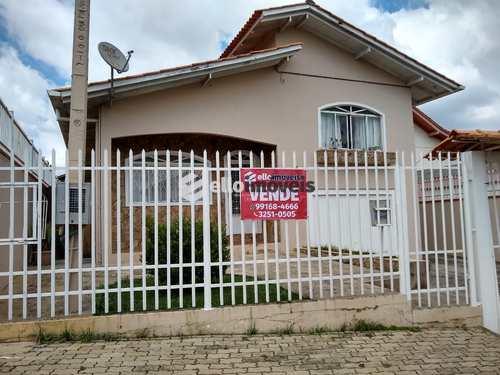 Casa, código 10 em Lages, bairro Copacabana