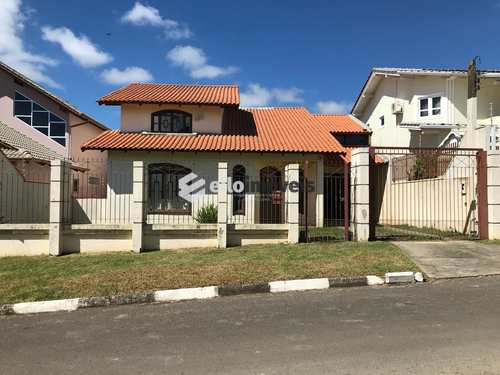 Casa, código 18 em Lages, bairro Frei Rogério