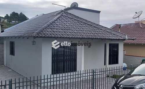 Casa, código 23 em Lages, bairro Maria Luiza