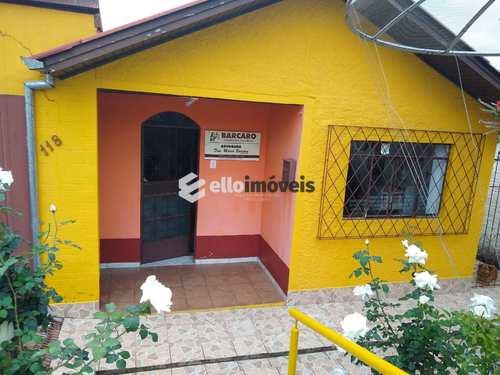 Casa, código 55 em Lages, bairro Petrópolis
