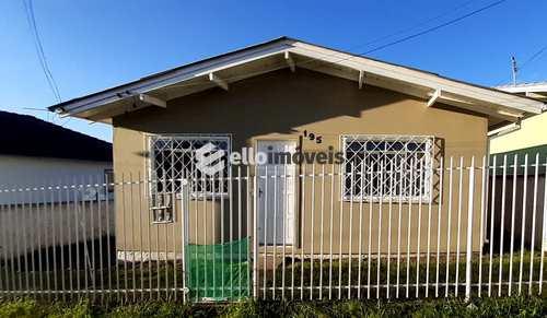 Casa, código 86 em Lages, bairro Universitário