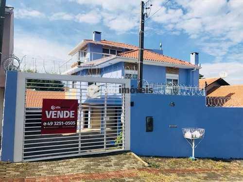 Casa, código 104 em Lages, bairro Ipiranga