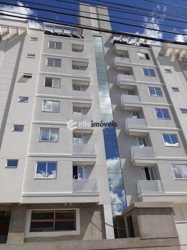 Apartamento, código 122 em Lages, bairro Centro