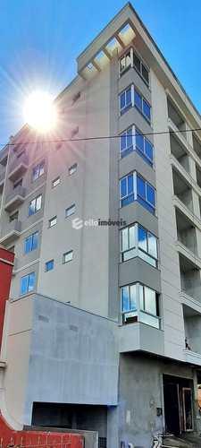 Apartamento, código 123 em Lages, bairro Centro