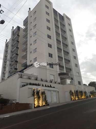 Apartamento, código 126 em Caçador, bairro Centro