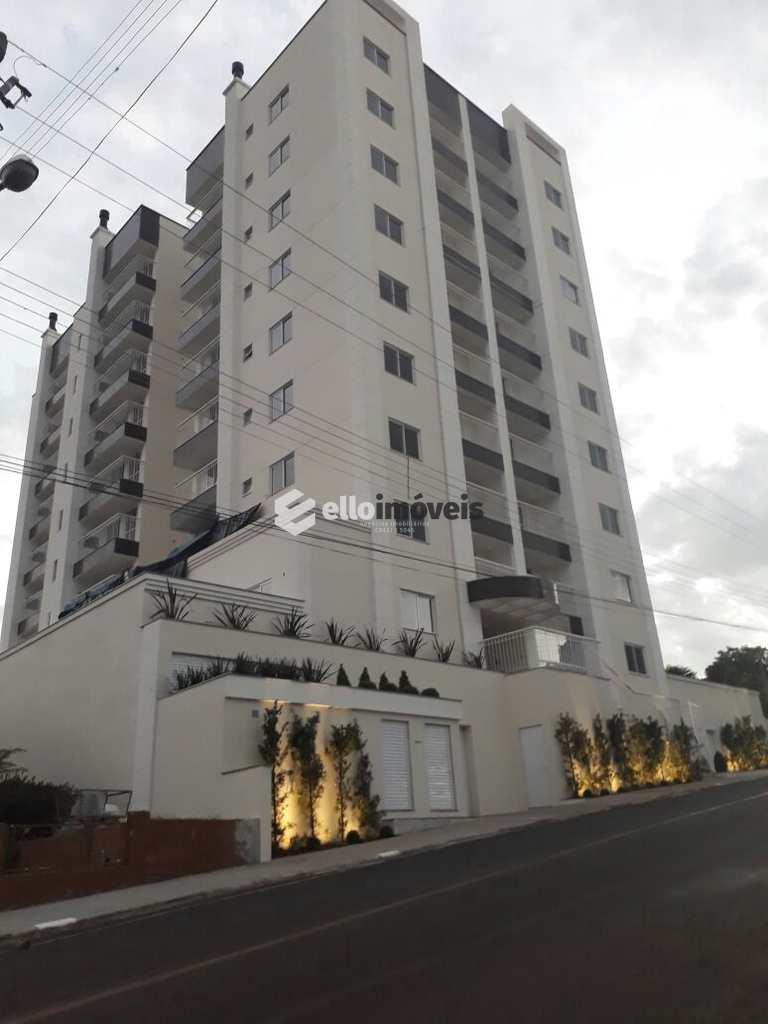 Apartamento em Caçador, no bairro Centro