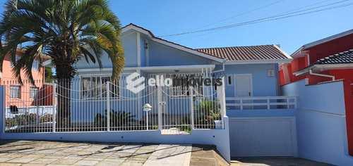 Casa, código 136 em Lages, bairro Coral