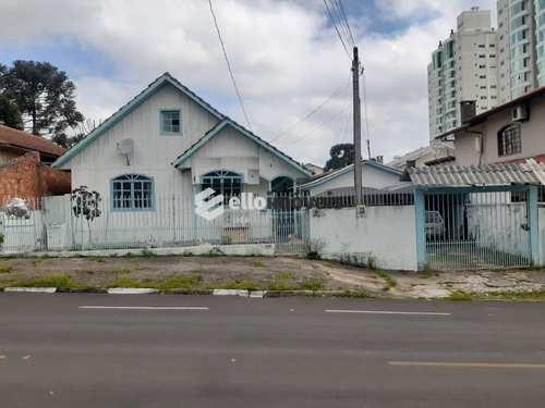 Casa, código 147 em Lages, bairro Coral