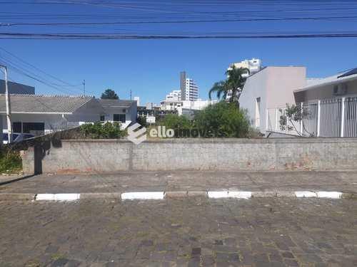 Terreno, código 154 em Lages, bairro Centro