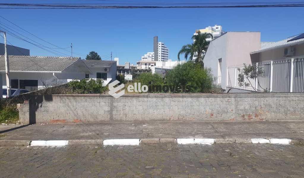 Terreno em Lages, bairro Centro