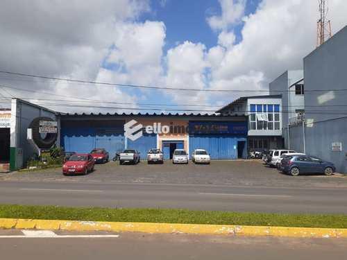 Galpão, código 155 em Lages, bairro Coral