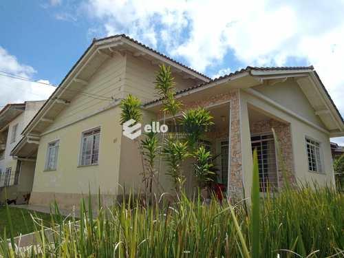 Casa, código 165 em Lages, bairro São Cristóvão