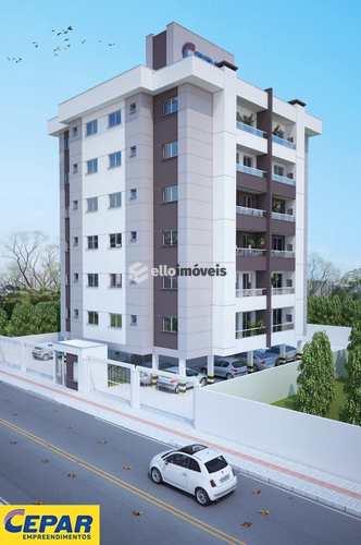 Apartamento, código 168 em Lages, bairro Guarujá