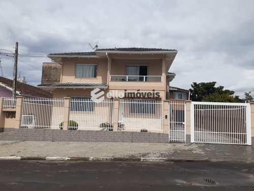 Casa, código 176 em Lages, bairro Sagrado Coração de Jesus