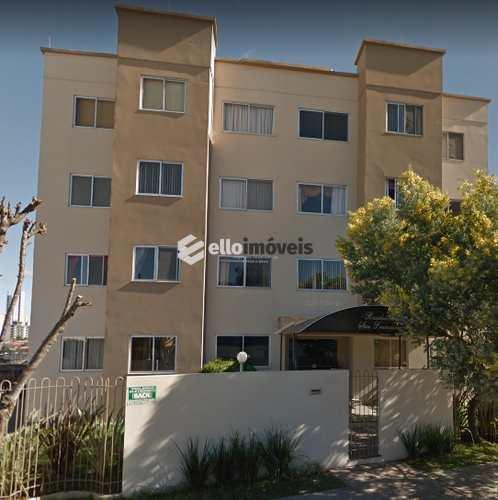 Apartamento, código 204 em Lages, bairro São Cristóvão
