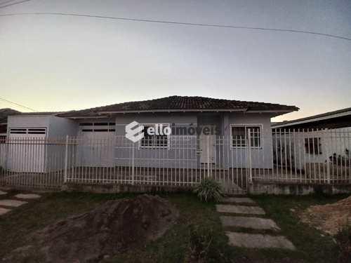 Casa, código 218 em Lages, bairro Guarujá