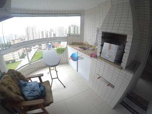 Apartamento, código 13 em Praia Grande, bairro Aviação