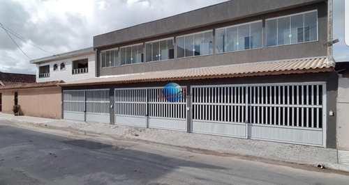 Sobrado, código 14 em Praia Grande, bairro Boqueirão