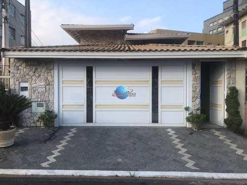 Casa, código 17 em Praia Grande, bairro Caiçara