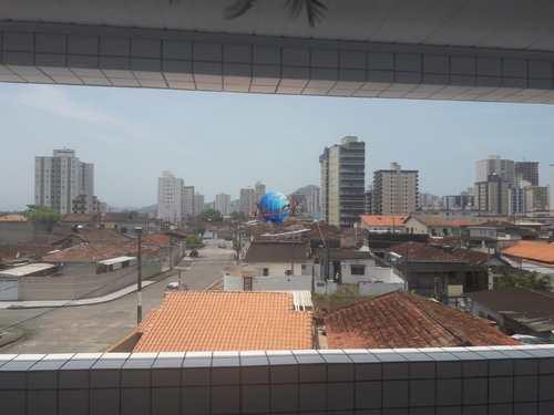 Apartamento, código 45 em Praia Grande, bairro Guilhermina