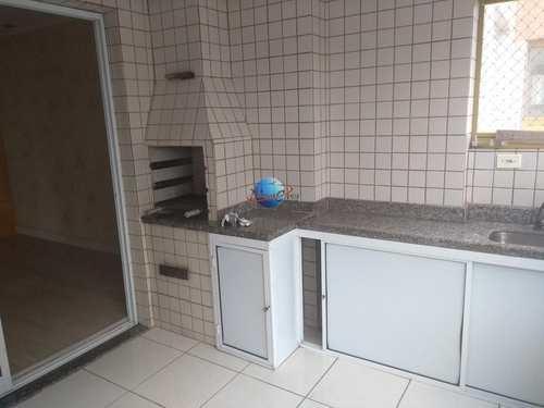 Apartamento, código 49 em Praia Grande, bairro Aviação