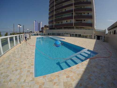 Apartamento, código 80 em Praia Grande, bairro Caiçara