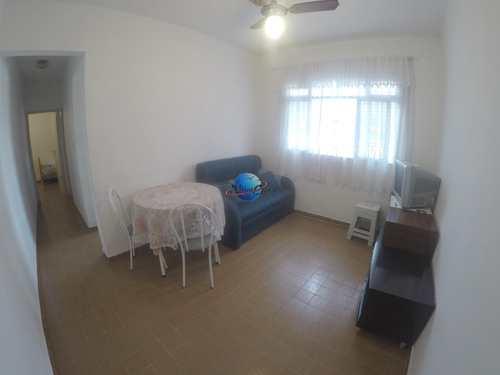 Apartamento, código 94 em Praia Grande, bairro Guilhermina