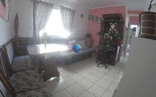 Apartamento, código 97 em Praia Grande, bairro Guilhermina