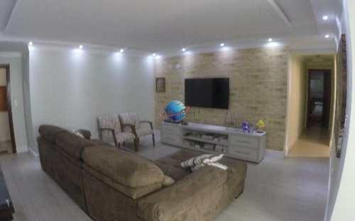Apartamento, código 106 em Praia Grande, bairro Aviação