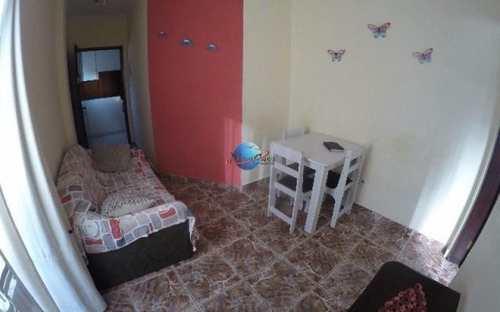 Apartamento, código 127 em Praia Grande, bairro Aviação