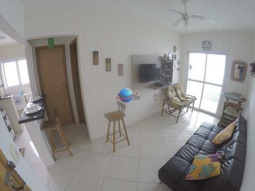 Apartamento, código 129 em Praia Grande, bairro Caiçara