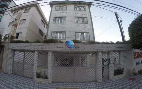 Apartamento, código 146 em Praia Grande, bairro Guilhermina