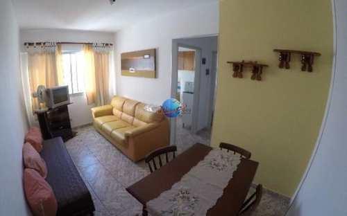 Apartamento, código 182 em Praia Grande, bairro Aviação